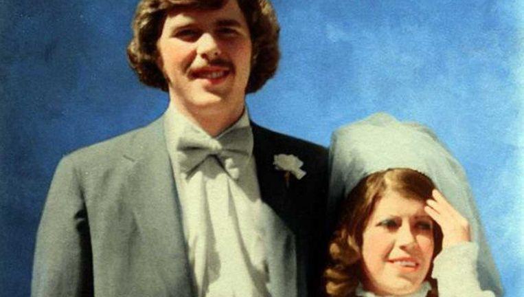 Jeb Bush en zijn vrouw Columba.