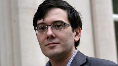 Veroordeelde farma-CEO Shkreli wil zijn cel uit om mee te zoeken naar remedie tegen coronavirus