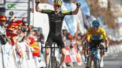 KOERS KORT. Haig sprint sneller dan Fuglsang en Landa in Ruta del Sol - Quintana overvleugelt tegenstand in Ronde van de Haut-Var