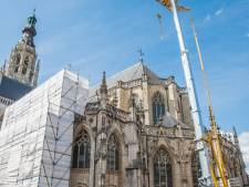 Renovatie Grote Kerk Breda: gebruik biobased materialen
