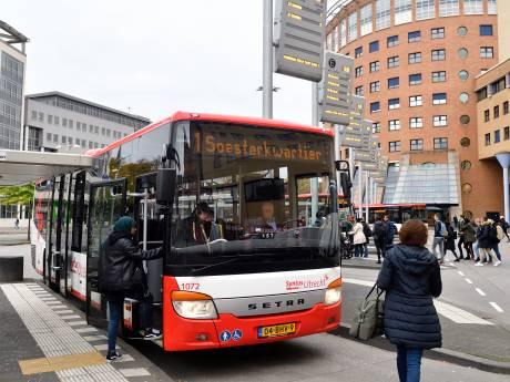 Met opheffing bedreigde buslijn 1 door Soesterkwartier blijft nog jaren rijden