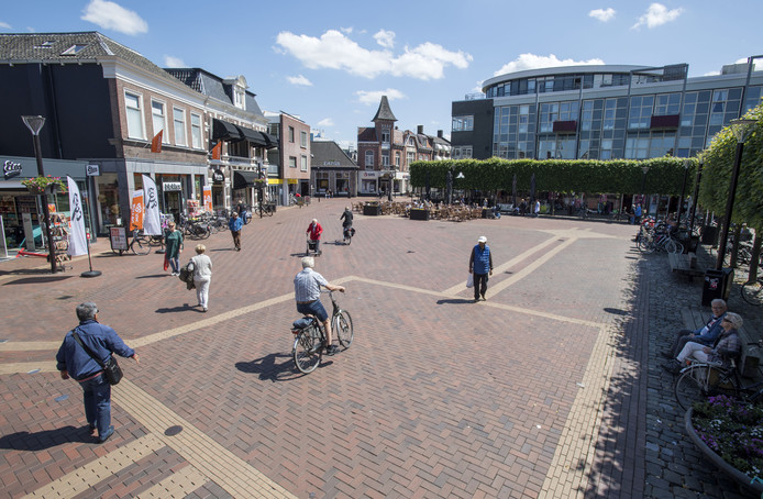 Centrum van Almelo