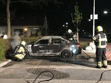 Weer auto uitgebrand in Culemborgse wijk Terweijde