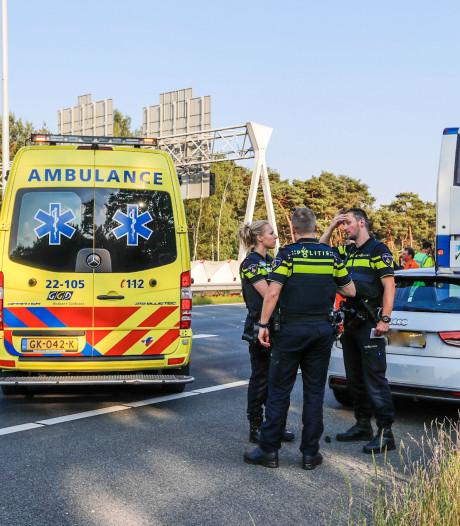 Overleden passagier na ongeval op A2 bij Waalre is 39-jarige man uit Maarheeze