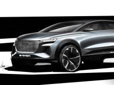Nieuwe elektrische SUV van Audi: Q4 e-Tron