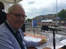 'Paardensportstem' Ed van den Bent is dé voice van de Vierdaagse
