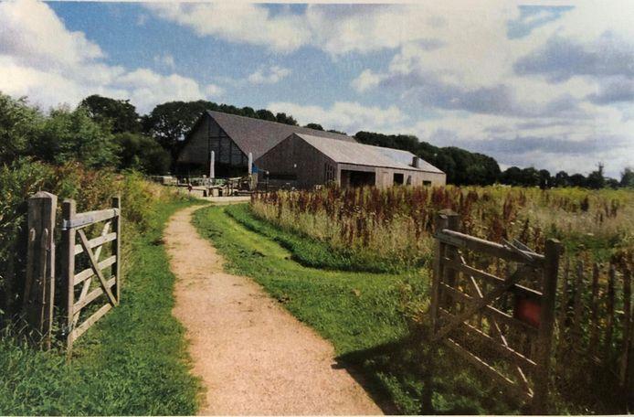 Het moet landbouwgebied worden waar je ook kan wandelen en de rust op zoeken.