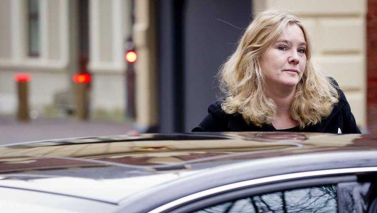Minister van Infrastructuur en Milieu Melanie Schultz van Haegen Beeld anp