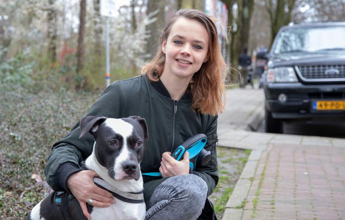 Michelle Rossewij gaat stemmen: op de Partij voor de Dieren