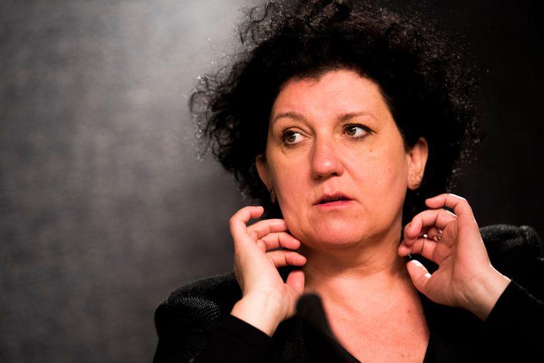 Annemie Turtelboom (Open Vld).