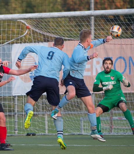 Persoonlijke fouten nekken De Treffers bij SKV (3A)