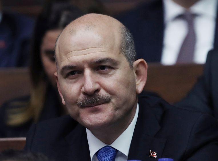 """""""We gaan de IS-leden naar u terugsturen. Ze zijn van u, doe ermee wat u wil"""", liet de Turkse minister van Binnenlandse Zaken Süleyman Soylu optekenen."""