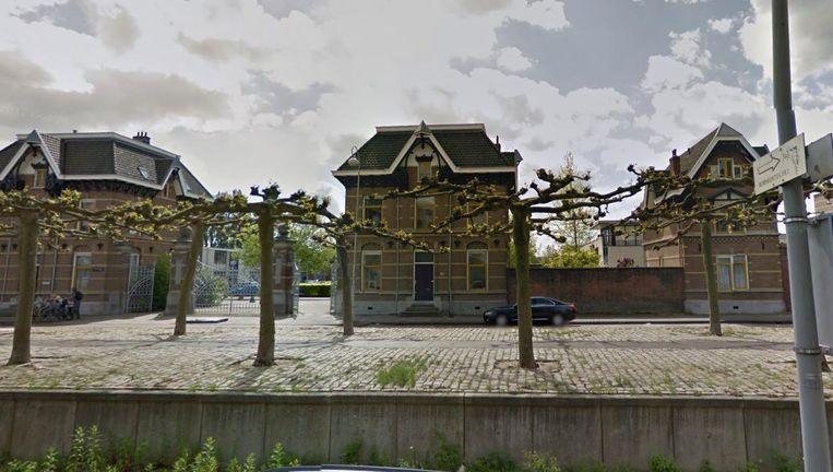 Museum Perron Oost Beeld Google Streetview