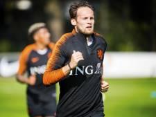 Daley Blind: Niet nog zo'n jaar bij United