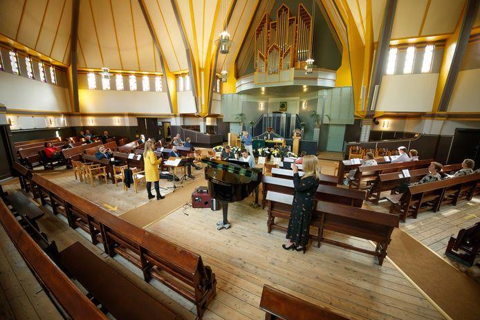 De Ontmoetingskerk in Bergen op Zoom.