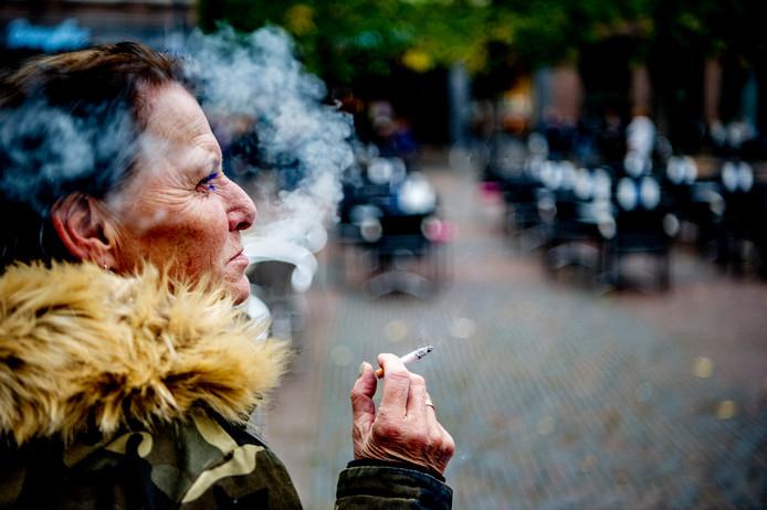 Roken wordt straks verre van vanzelfsprekend