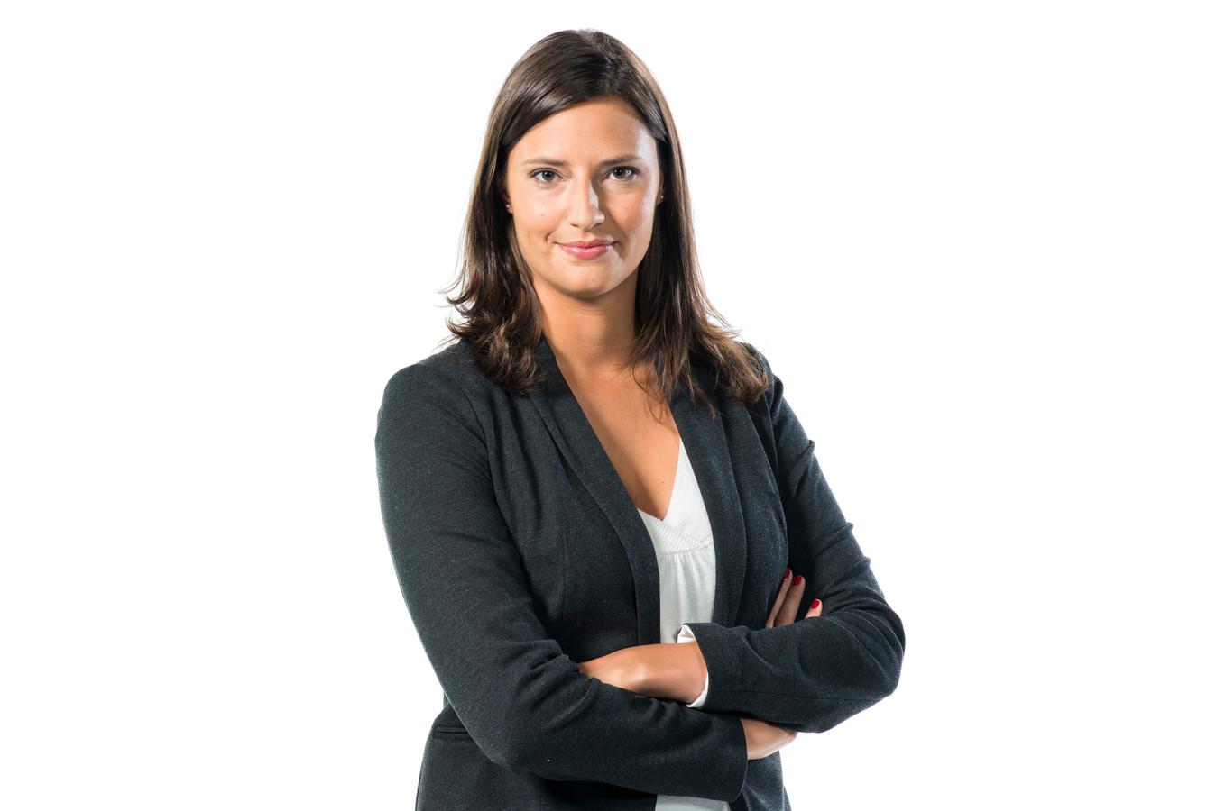 Justine Katz, chef de projet de la nouvelle cellule Investigation