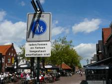 Ruim baan voor terrassen op Spuiplein in Bunschoten