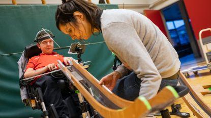 """Jordy (20) droomt van Paralympische Spelen, maar zoekt financiële steun: """"Ik wil me internationaal bewijzen"""""""