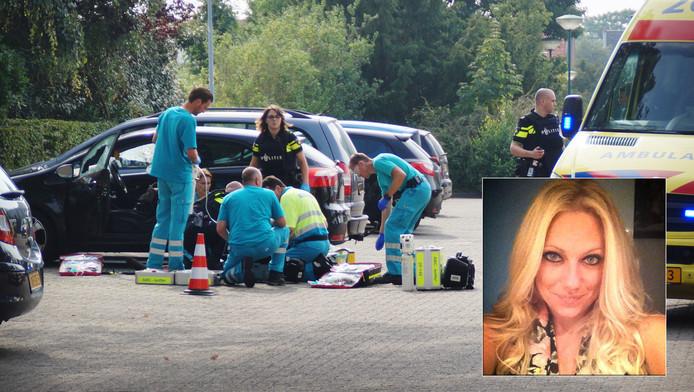 Linda van der Giesen (kader) werd voor het TweeSteden ziekenhuis in Waalwijk vermoord