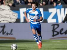 Sandler met akkoord terug in Zwolle, PEC krijgt 2,5 miljoen