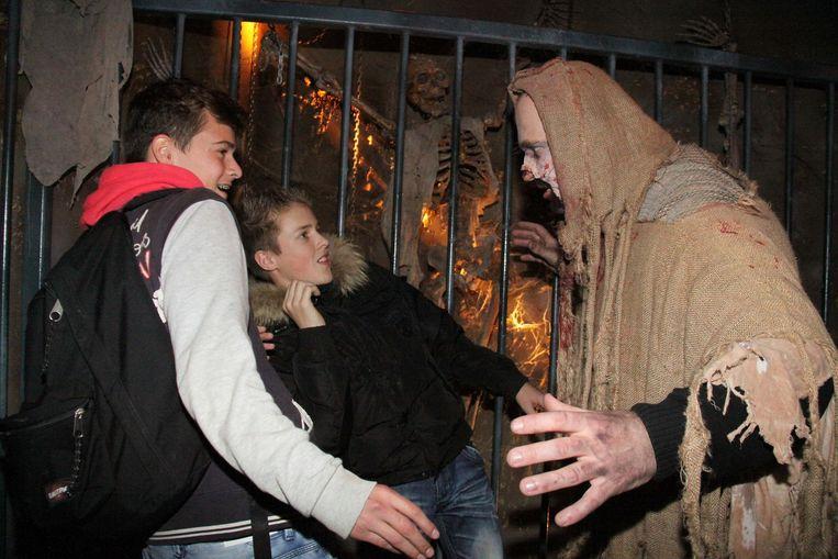 Bobbejaanland Halloween.Bibberen En Beven Met Halloween In Bobbejaanland Kasterlee
