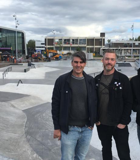 Nieuwe skatebaan van Hengelo bijna klaar voor gebruik: 'Best gesmeerde baan van Nederland'