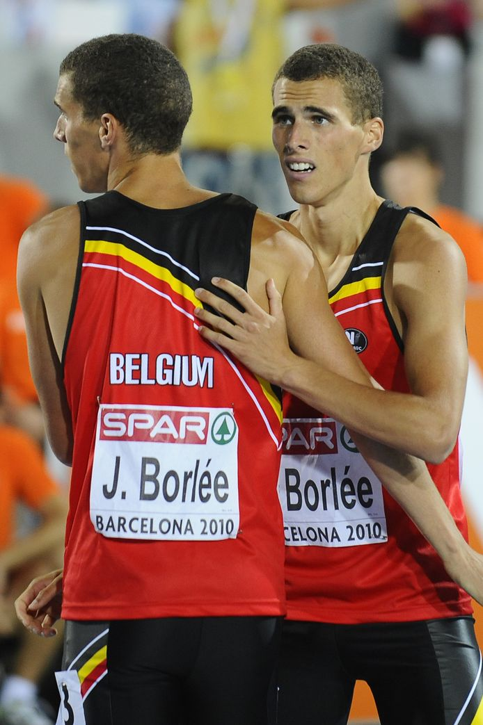 De Clercq was manager van de Borlées.