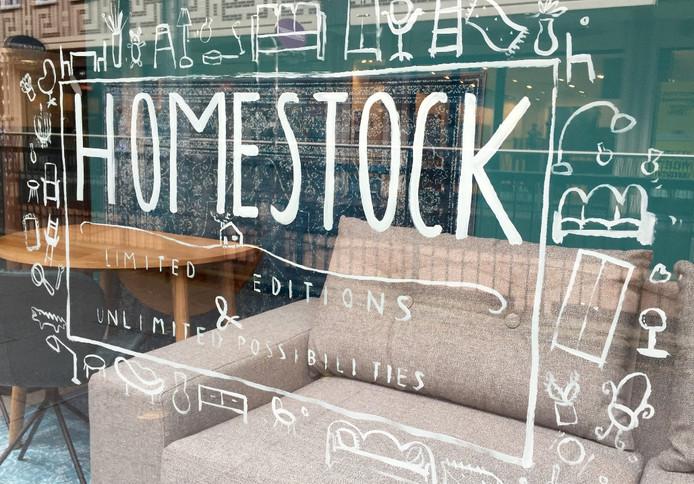 Warenhuis Home Stock
