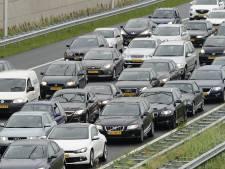 Werkzaamheden aan A12 gaan samen met veel wegafsluitingen