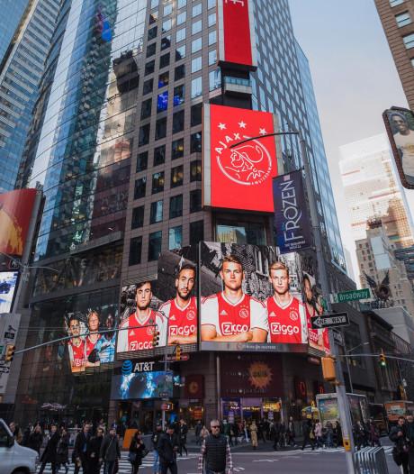 Ajax opent kantoor in hartje Manhattan