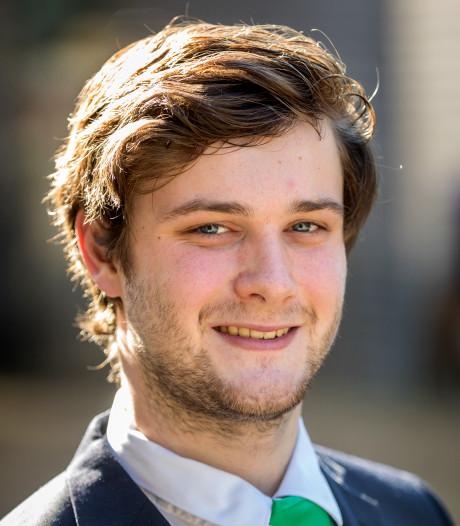 De stad van... Daan Jansen: 'Bij studentenvereniging Animoso kent iedereen elkaar'