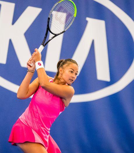 Kerkhove loot Japanse bij kwalificaties Australian Open (in Dubai)