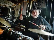Drummer Appie Timmer (69) stopt ermee: 'Avondje drummen toch wel inspannend'