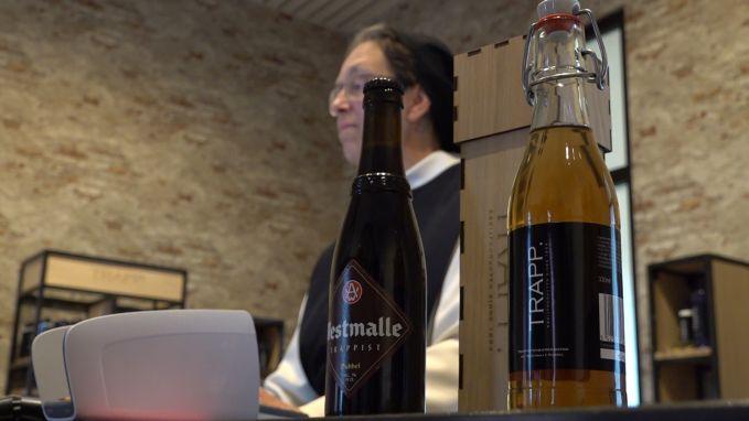 """Nonnen lanceren shampoo op basis van trappistenbier: """"We willen niets anders meer gebruiken"""""""