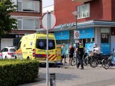 Voetganger aangereden door auto in Waalwijk