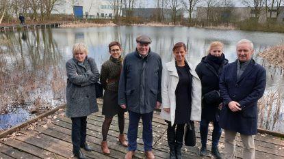 Groene long 'Het Ven' in industriezone Klein Gent heropent na fikse opknapbeurt