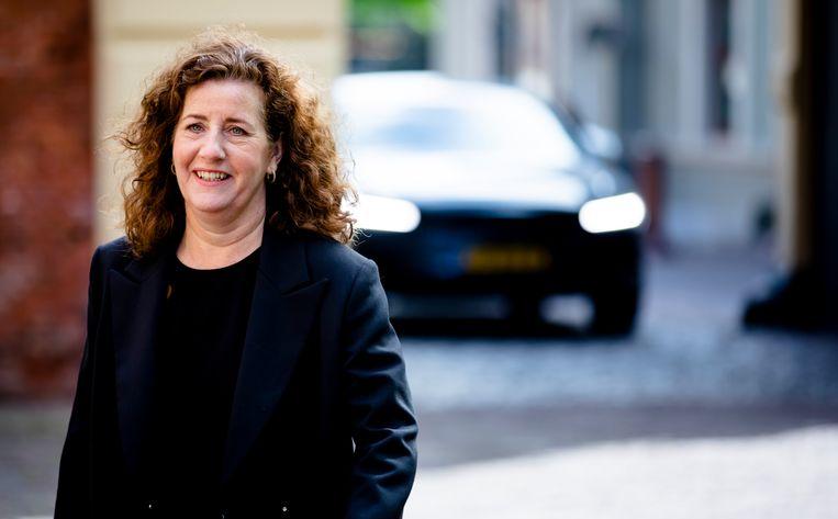 Minister Ingrid van Engelshoven van Cultuur. Beeld ANP