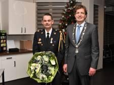 Koninklijke onderscheiding voor Edese brandweerman Hielke Bethlehem