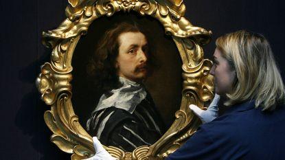 Schilderij van Vlaamse meester Antoon Van Dyck gestolen in Oxford