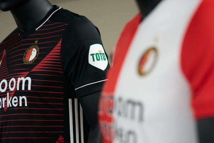 De nieuwe Feyenoord-sponsor: TOTO.
