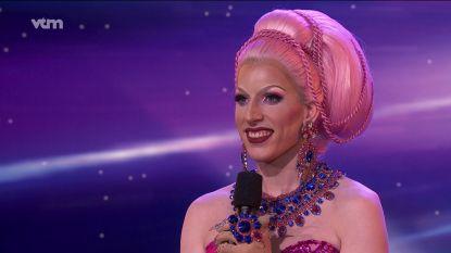 """Dove dragqueen Lola uit 'Belgium's Got Talent' trekt aan alarmbel: """"Door die mondmaskers kan ik niet meer liplezen"""""""