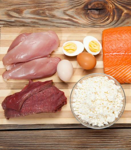 Dit is waarom je extra proteïne helemaal niet nodig hebt