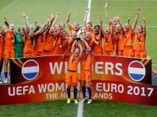 'Mannen mogen voetballen, vrouwen mogen thuis op de bank kijken? Wat een onzin'