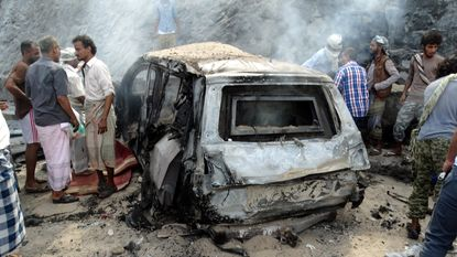 VS voeren bombardementen uit op IS in Jemen