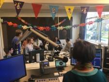 Vijfentwintig uur radio maken is vijfentwintig uur lang feest