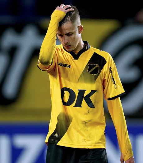 Zwak NAC bijt zich stuk op tiental Jong FC Utrecht