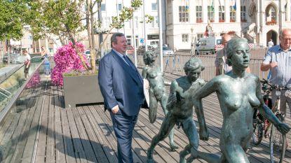 Fietsen langs beeldhouwwerken: kunstzinnige fietsroute 'Beeldig Sint-Niklaas' klaar voor coronazomer