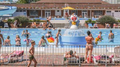 """Zwembaden Weide en Abdijkaai lopen aardig vol: """"Een gouden tip: reserveer op tijd"""""""