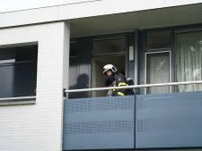 Buurman ontdekt keukenbrand in Dongen